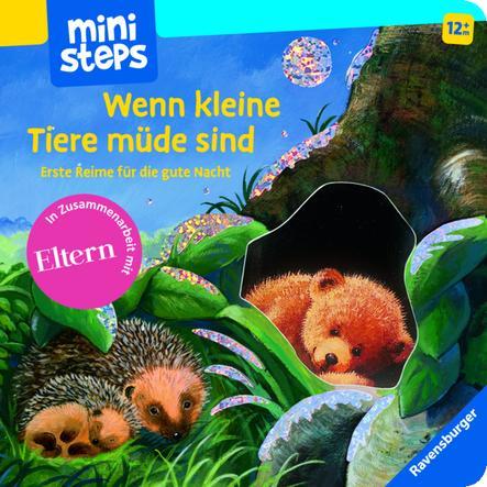 Ravensburger ministeps - Wenn kleine Tiere müde sind