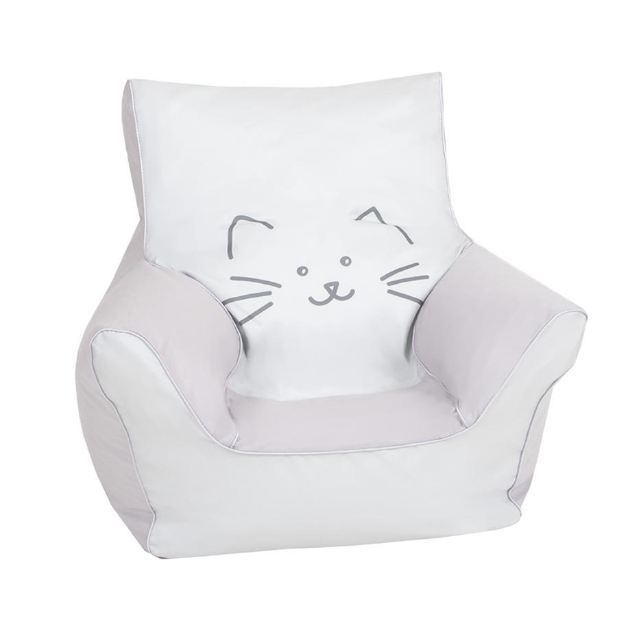 "knorr® leksaker ""Katten Lilli"" barnens sittsäck"