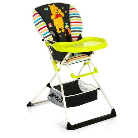 HAUCK Jídelní židlička Mac Baby Deluxe Disney Pooh Tidy Time