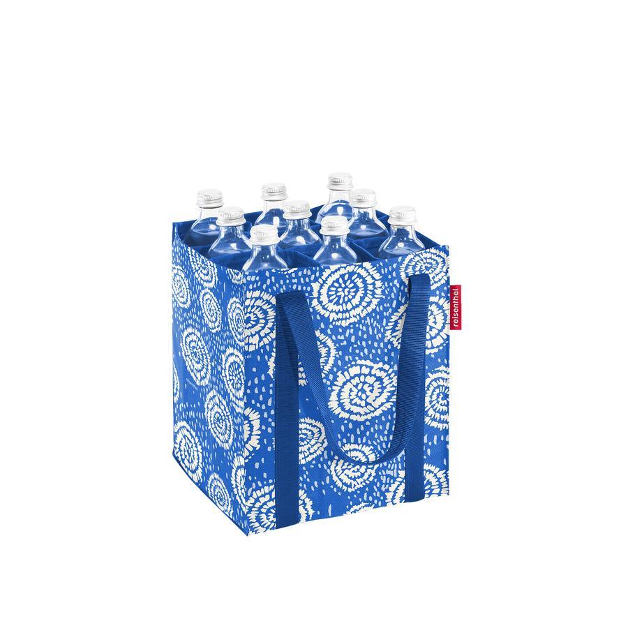 reisenthel® bottlebag batik strong blue