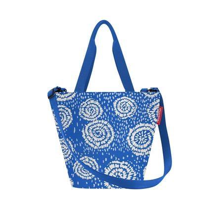 reisenthel ® shopper XS batiikki vahva sininen