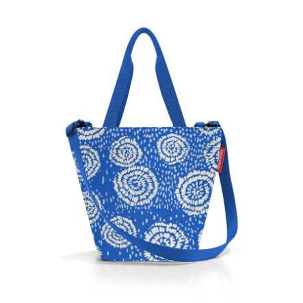 reisenthel ® shopper XS batik mocny niebieski