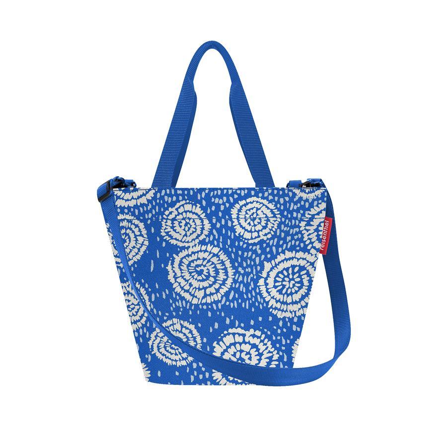 reisenthel ® shopper XS batik sterk blauw
