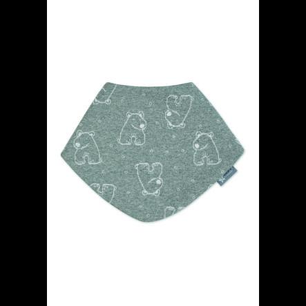 Sterntaler Triangle skjerf sølvmelert