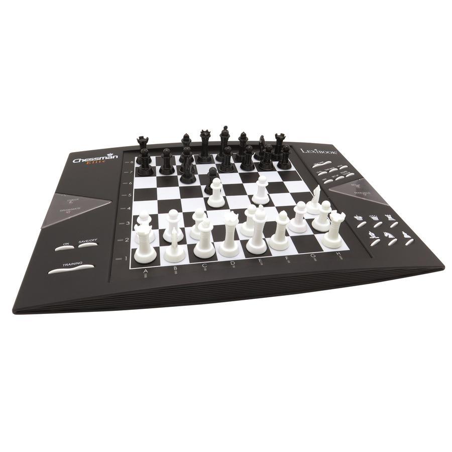 LEXIBOOK ChessMan® Elite, elektronisches Schachspiel mit Berührungstastatur