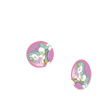 LEXIBOOK Eenhoorn Bluetooth ® 2 in 1 opvouwbare kabel koptelefoon met Kids Safe 85db