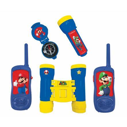 LEXIBOOK Set d'aventure Super Mario