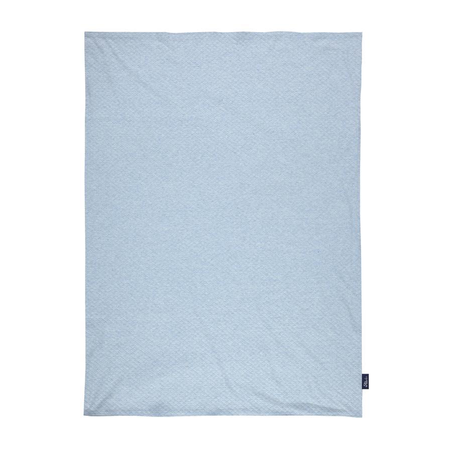 Alvi ® Dětská přikrývka Jersey Speciální tkanina Přikrývka aqua