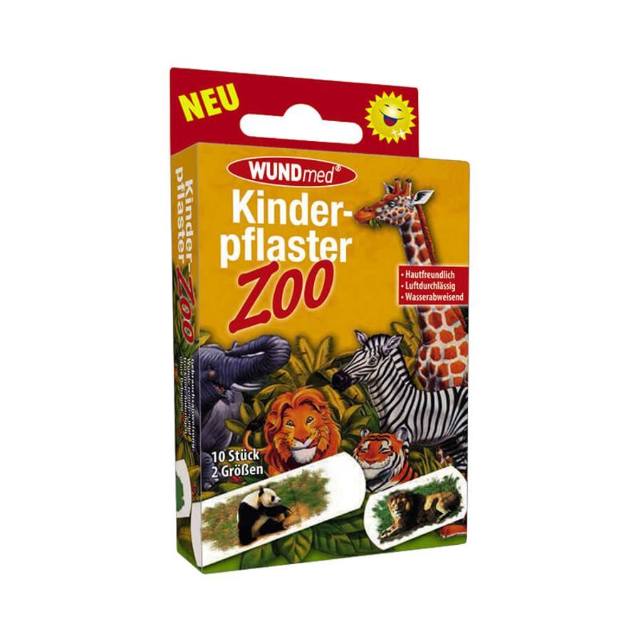 WUNDmed Kinderpflaster Zoo