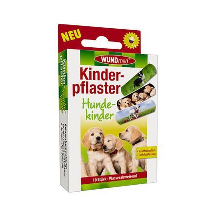 WUNDmed Kinderpflaster Hunde
