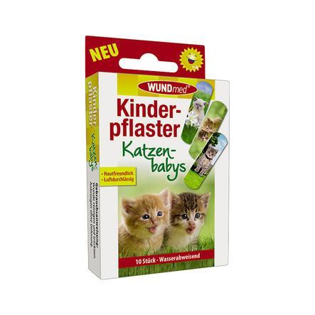 WUNDmed Kinderpflaster Katze