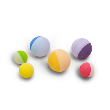 bObles® Rainbow Collection Schaumstoffbälle Set
