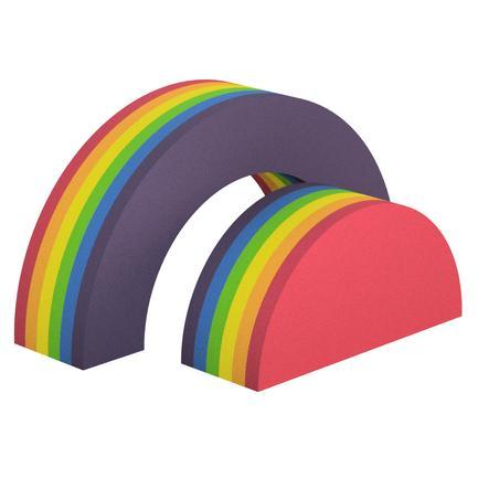 bObles® Rainbow Collection Regenbogen 52 cm, bunt