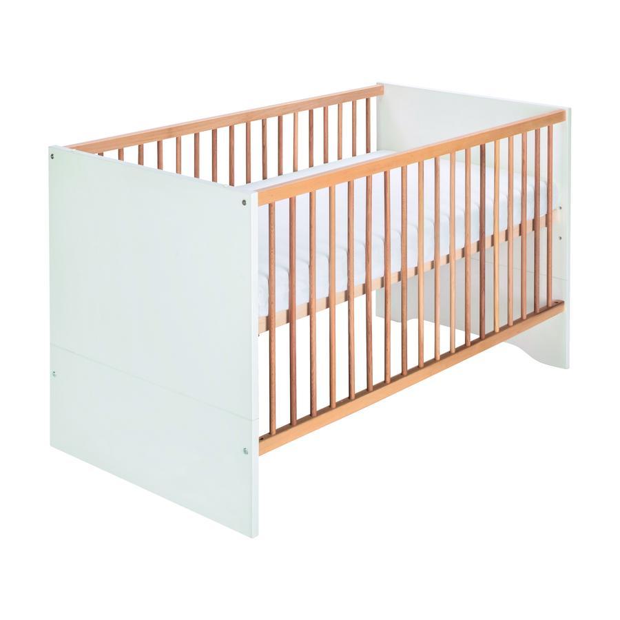 Schardt Kombi-Kinderbett Melody White