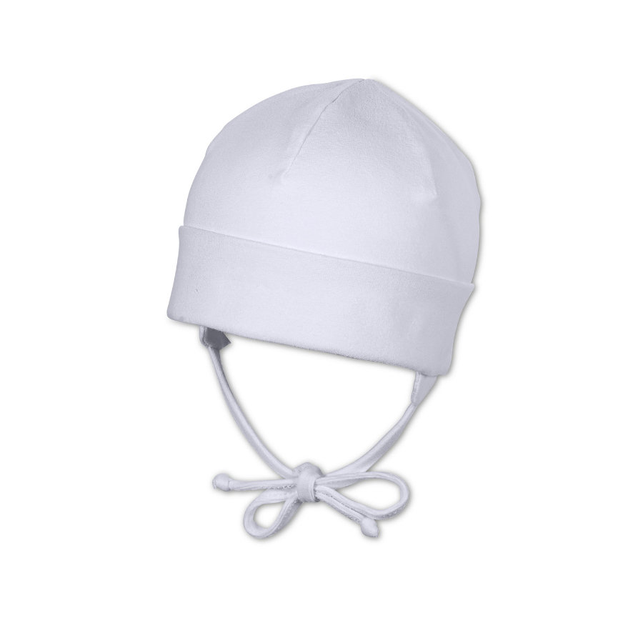 STERNTALER Cappellino Baby bianco