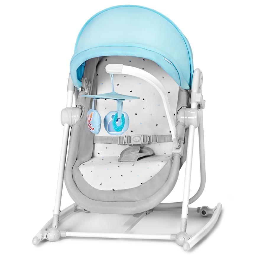 Kinderkraft 5-i-1 babys vagga Unimo Up Blue