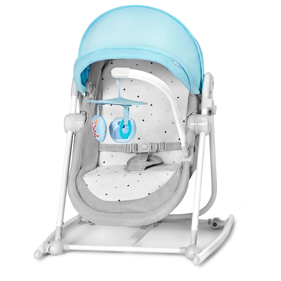 Kinderkraft 5-in-1 Babywiege Unimo Up Blue