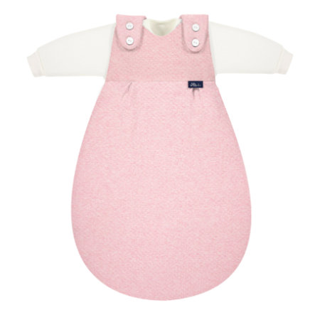 Alvi® Baby-Mäxchen® 3tlg. Special Fabrics Quilt rosé