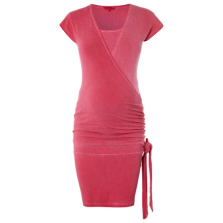 NOPPIES Umstands Still-Kleid JODY raspberry