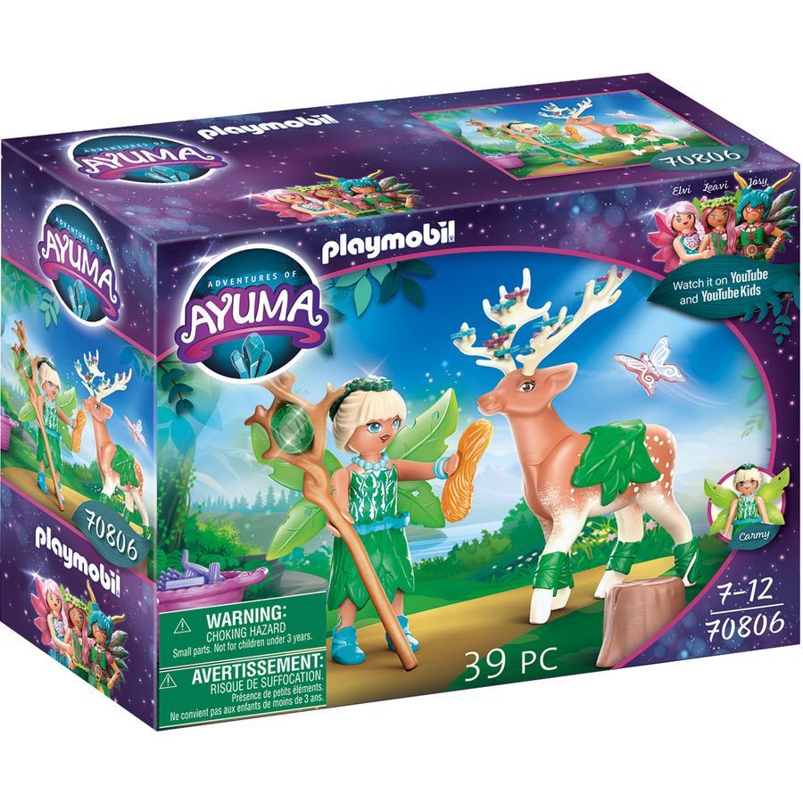 PLAYMOBIL® Forest Fairy mit Seelentier 70806