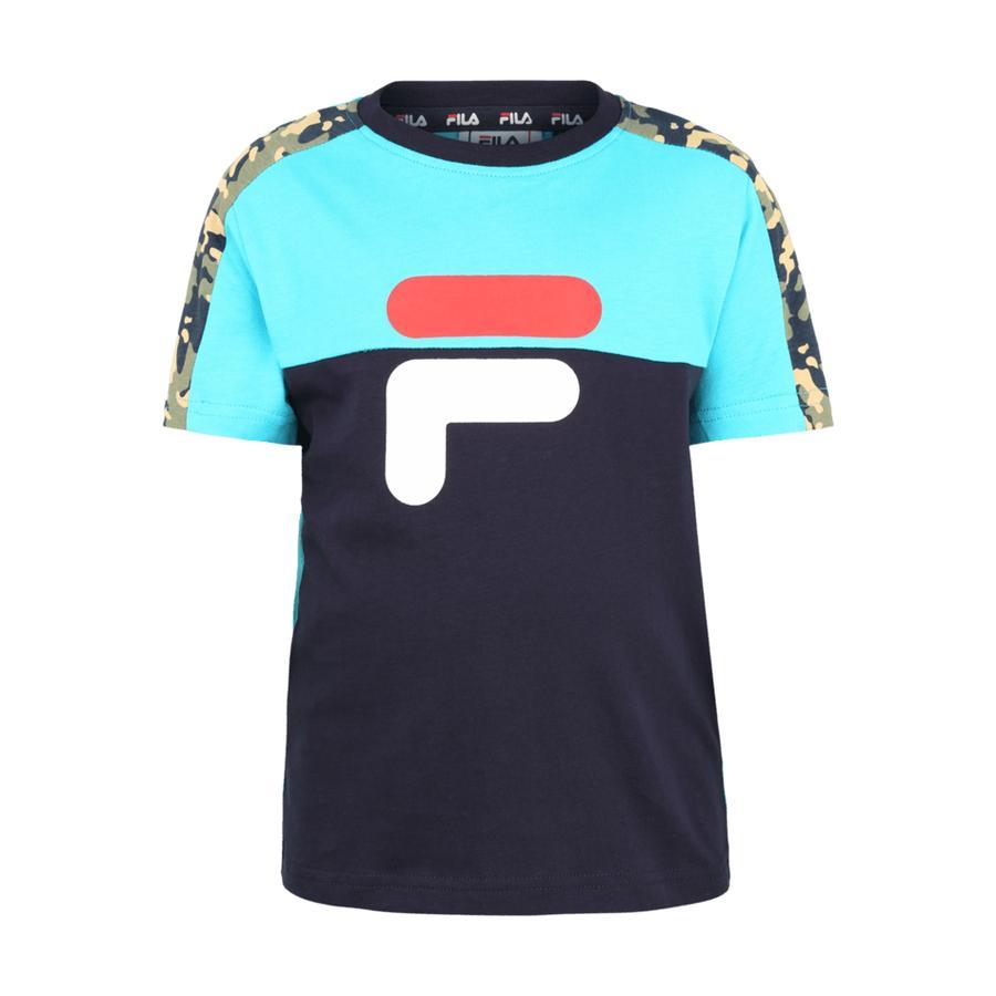 Fila Kids T-Shirt Noah desert camo allover