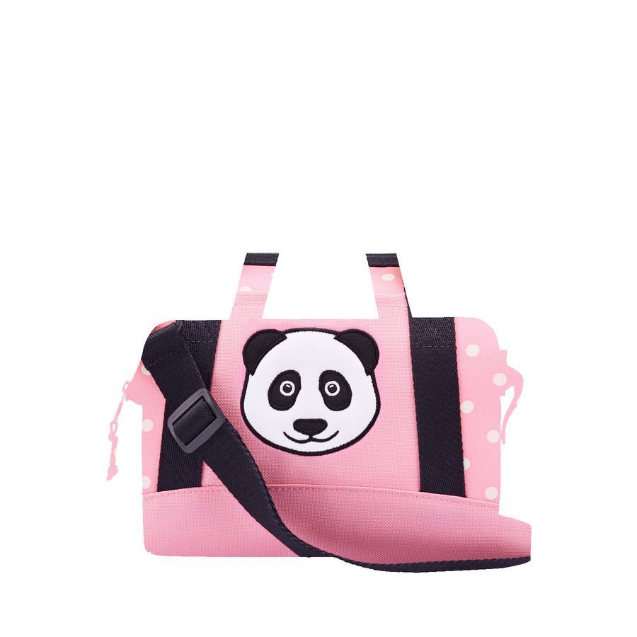 reisenthel® allrounder XS kids panda dots pink