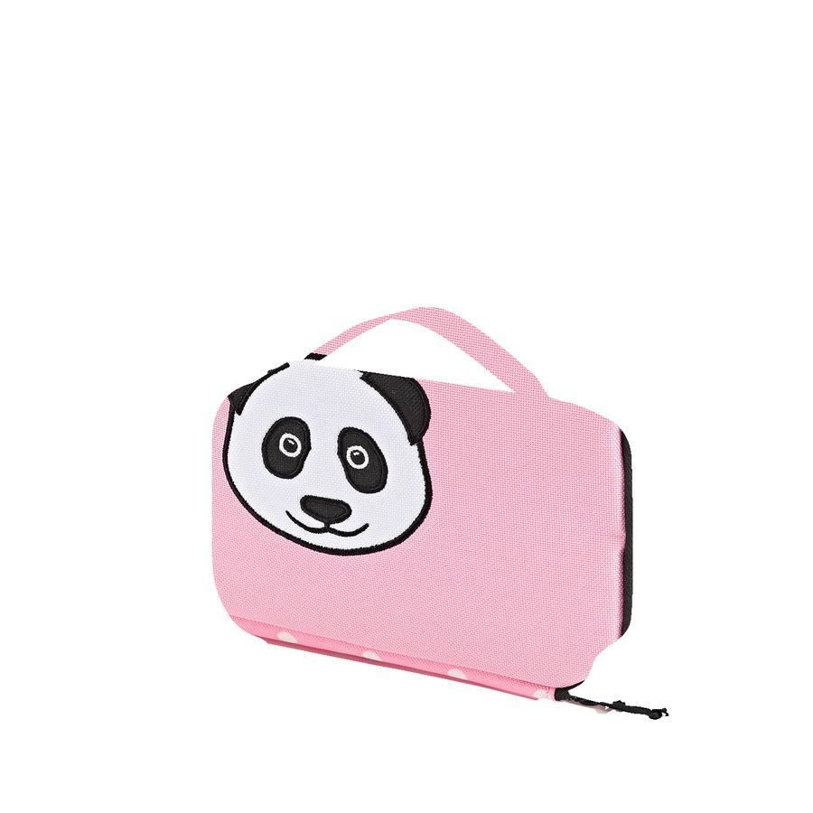 reisenthel® thermocase kids panda, dots pink