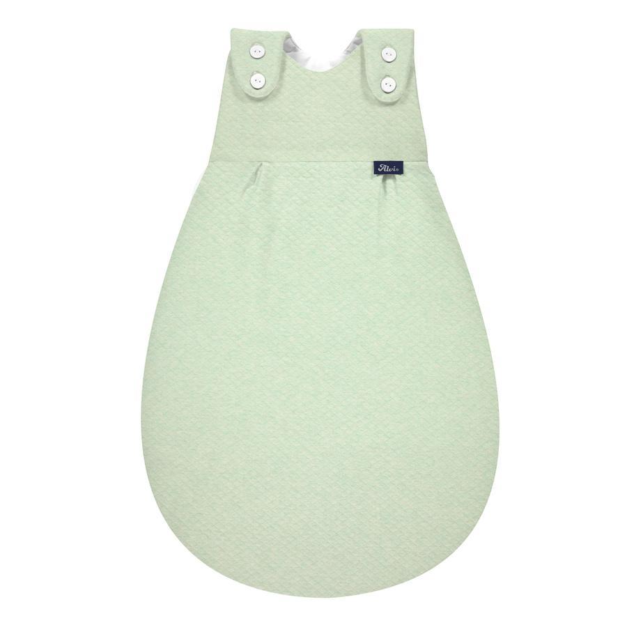 Alvi® Baby-Mäxchen® Außensack Special Fabric Quilt türkis