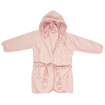 bébé jou® Bademantel Leopard Pink