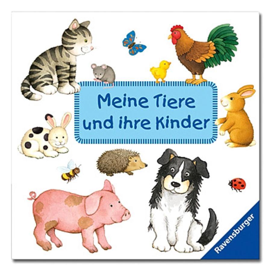 RAVENSBURGER Meine Tiere und ihre Kinder