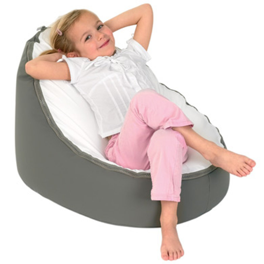 Doomoo Sitzsack Seat Original Farbe Color Taube