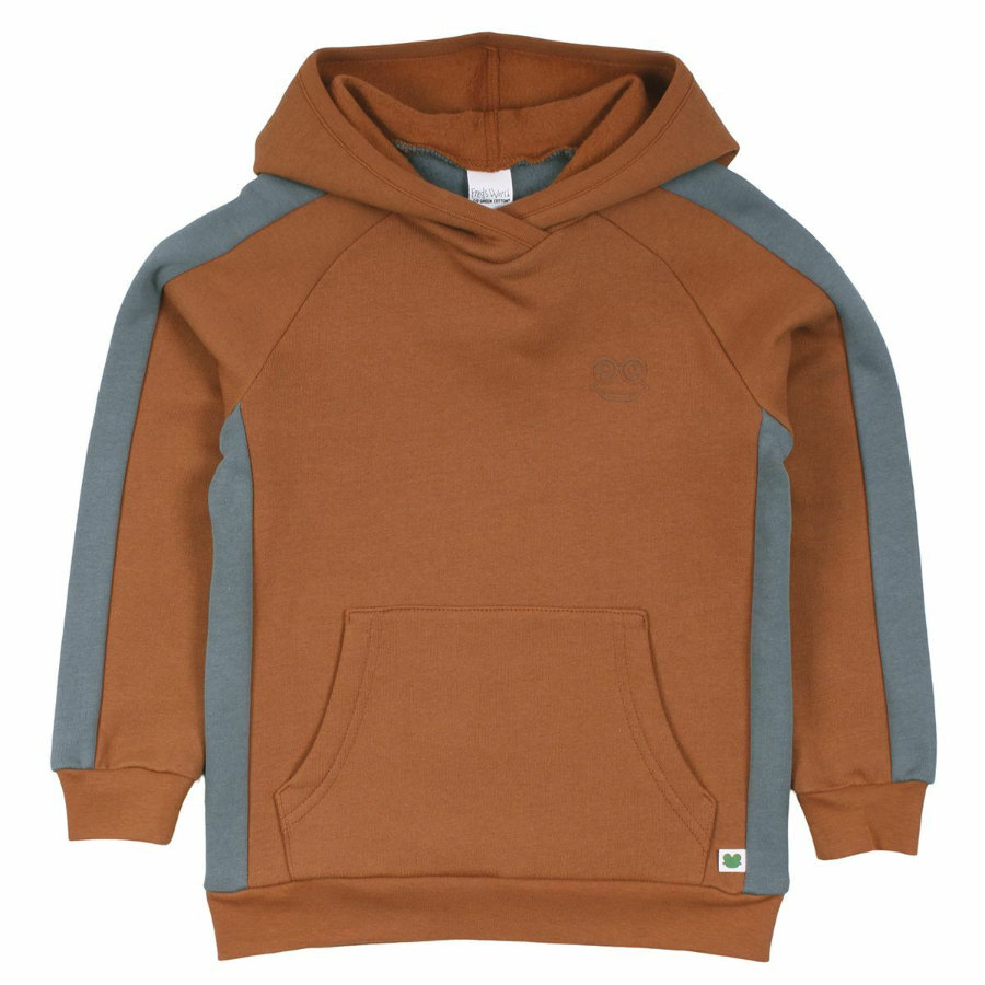 Fred's World Hoodie Almond