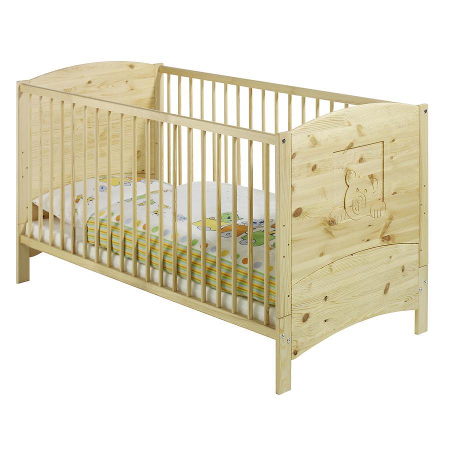 SCHARDT Dream Lit bébé évolutif 70x140cm