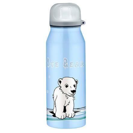 ALFI Flaska ISO Bottle av rostfritt stål, 0,35l Design Icebear