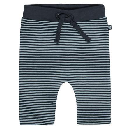 STACCATO Leggings soft blue gestreift