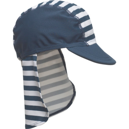 PLAYSHOES Cappellino Parasole MARITIM, marine
