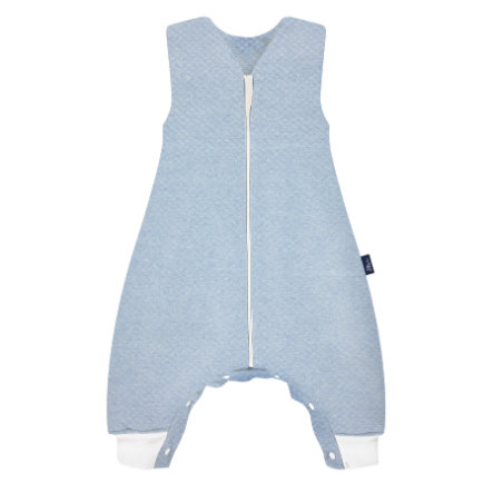 Alvi ® Sleep-Overall Speciální textilní přikrývka aqua
