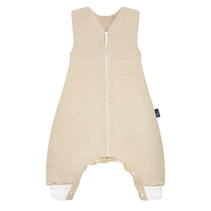 Alvi® Sleep-Overall Special Fabric Quilt nature
