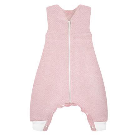 Alvi ® Sleep Overall Special Fabric Quilt rosé