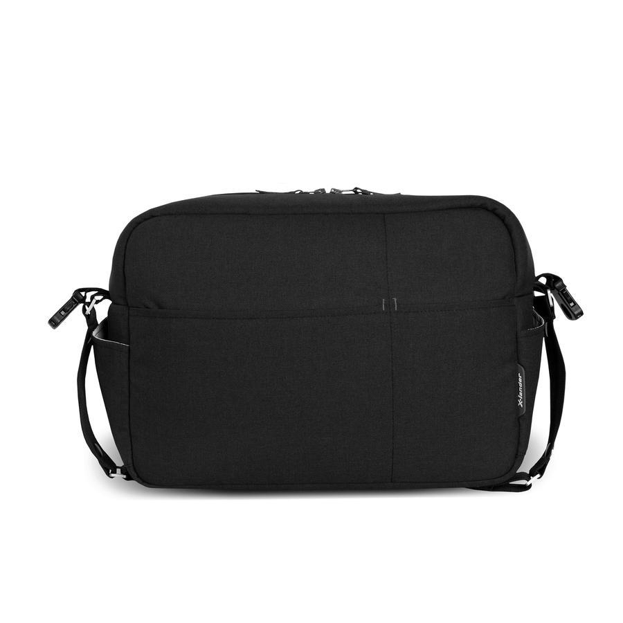 X-lander Wickeltasche X-Bag Astral Black