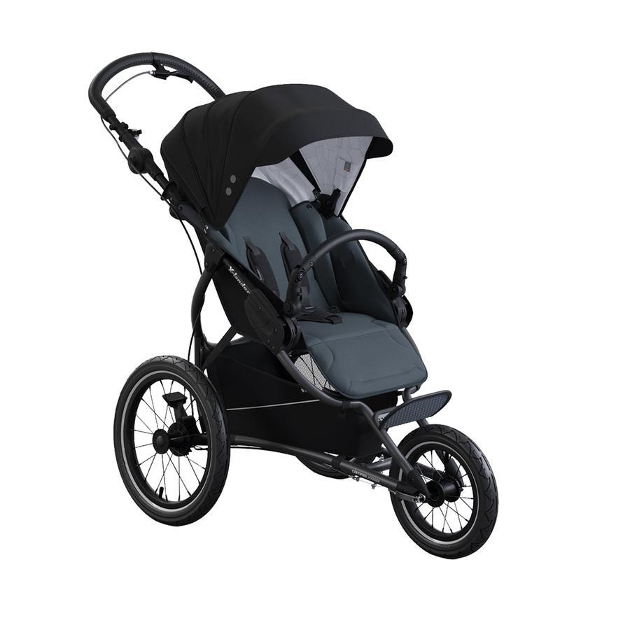 X-lander Jogger Kinderwagen X-Run Astral Black