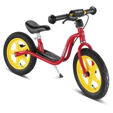 PUKY Rowerek biegowy LR 1 z hamulcem kolor czerwony