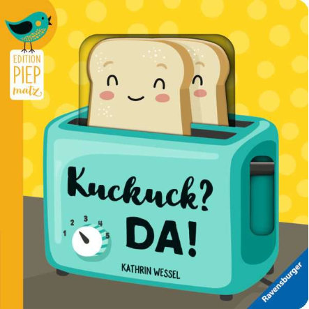 Ravensburger Spielbuch Kuckuck? Da!