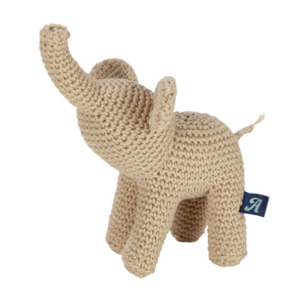Alvi® x MyuM Kuscheltier Organic Cotton petit éléphant