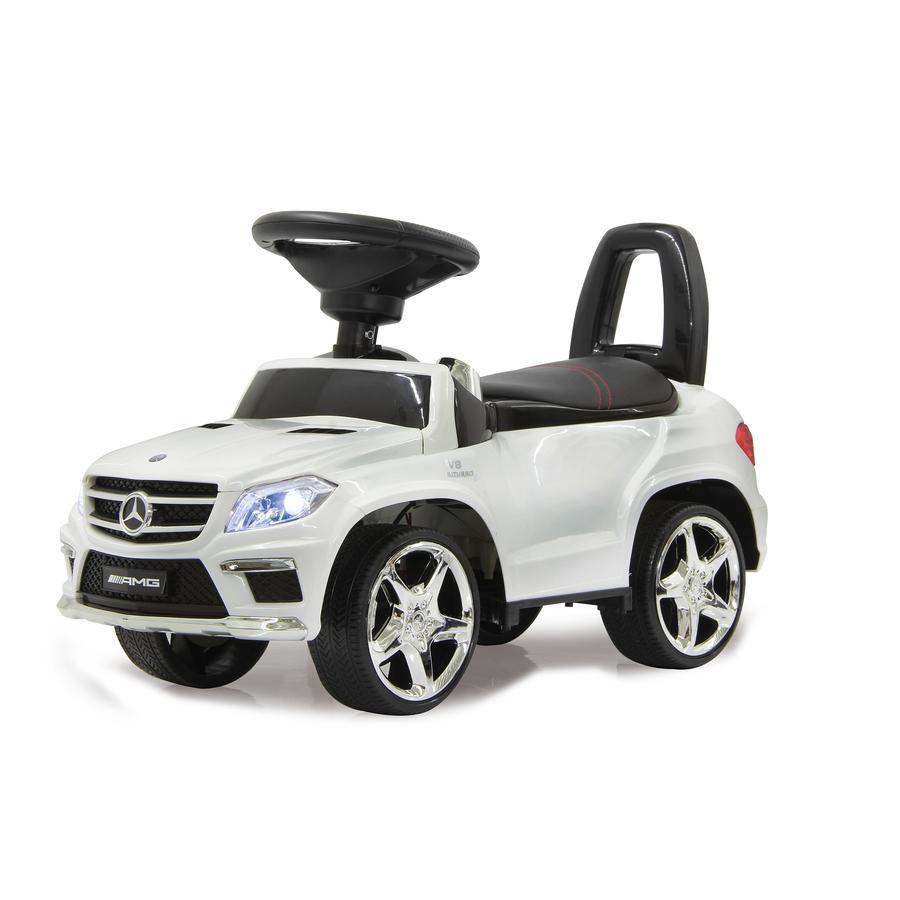 JAMARA Kids Rutscher - Mercedes GL63 AMG, weiß