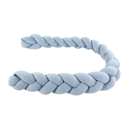 Alvi® Nestchenschlange geflochten Special Fabric Quilt aqua