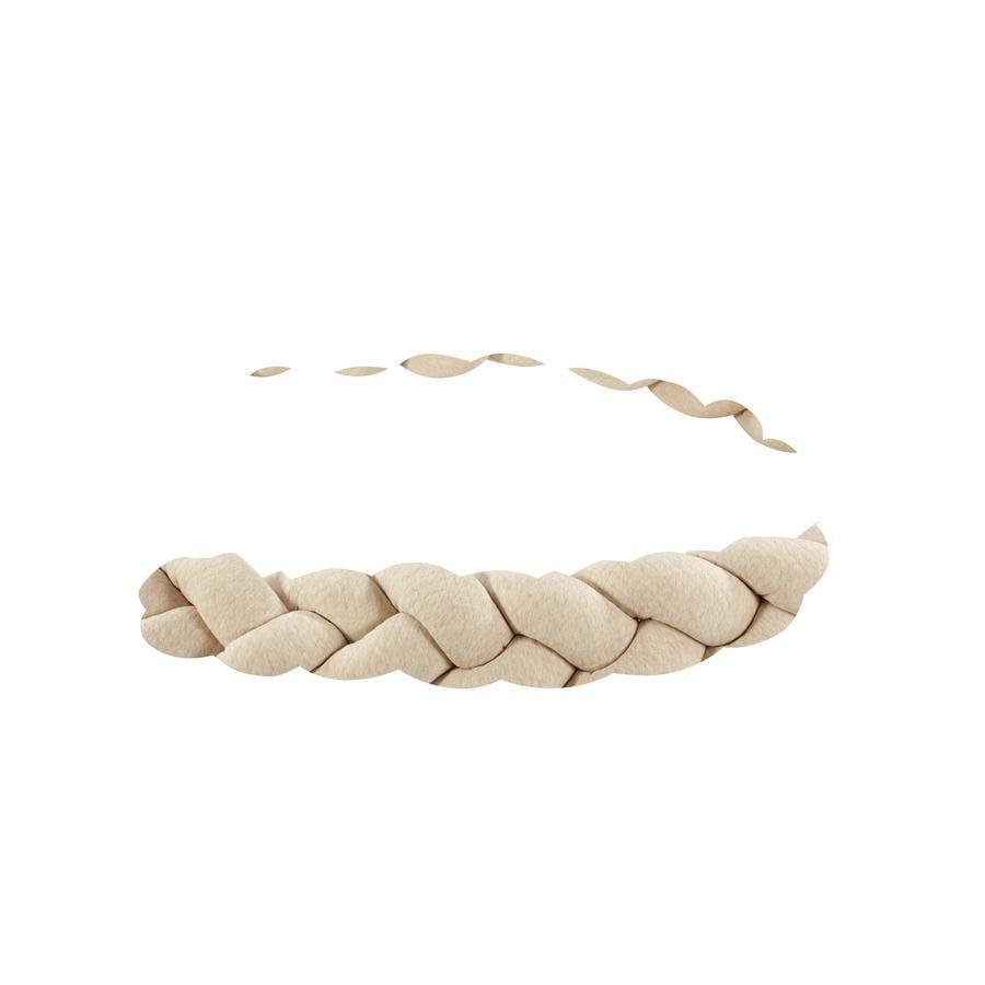 Alvi ® Nest Snake Flätad Special Fabric Quilt nature