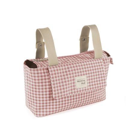 Walking Mum Organiser I Love Vichy Pink