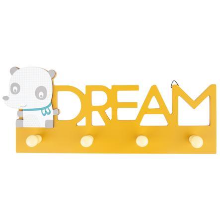 bieco Portemanteau enfant Dream bois