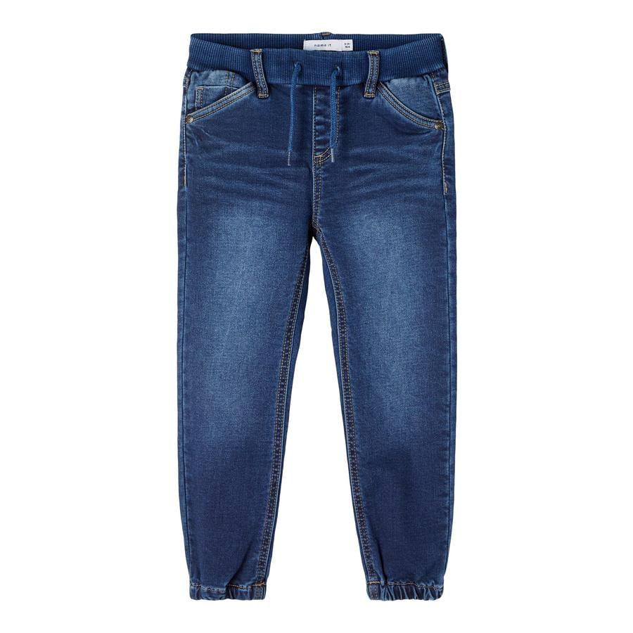 name it Jeans Nmmbob Dark Blue Denim